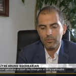 Maître Bochnakian dans un reportage de Public Sénat