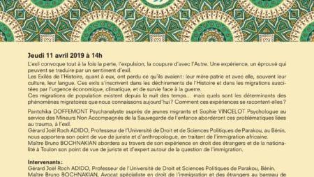 Intervention de Maître Bruno Bochnakian à la faculté de droit de Toulon